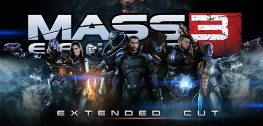 ME3 EC Mass Effect 3: Extended Cut is released