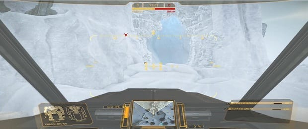 MWO Frozen City MechWarrior Online Reveals Cool New Environment