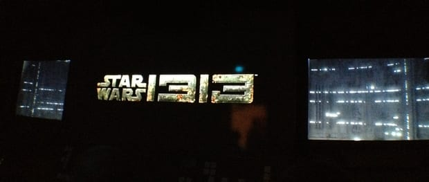 Main lead in An even more wretched hive of scum and villainy: Star Wars 1313 E3 preview