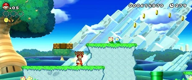 New Super Mario Bros U New Super Mario Bros. U Shown at E3