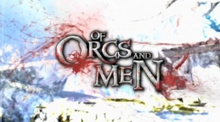Of Orcs and Men Banner 525x292 Warner Brothers Picks Up Of Orcs and Men, Coming Fall 2012