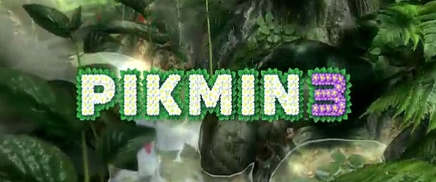 PIKMAN 3 Pikmin 3 for Wii U Previewed at Nintendo E3