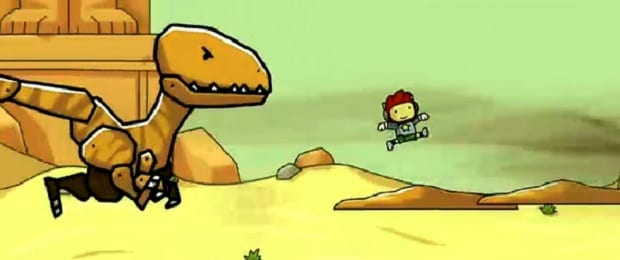Scribblenauts Unlimited E3 Scribblenauts Unlimited Drawn Into Nintendos E3 Lineup