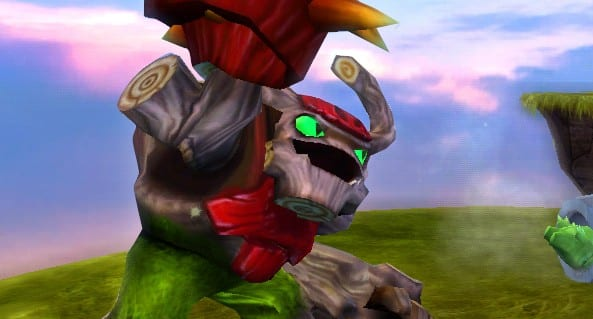 Skylanders Giants   Tree Rex 1 Crush them! Hands on with Skylanders: Giants
