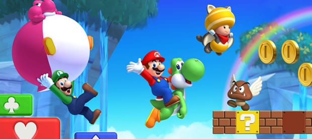 WiiU NewMarioU 1 illu01 E3 New Super Mario Bros. multiplayer is even more chaotic on the Wii U