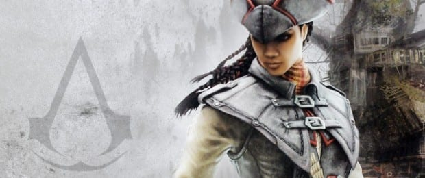 ac3 liberation Assassins Creed III Comes to the Vita with Female Lead