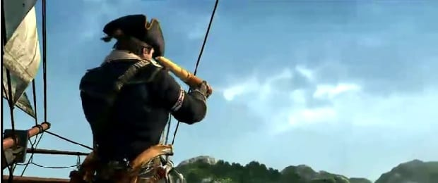 ac3 New Assassins Creed III and Liberation E3 Screenshots