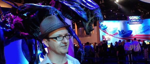 aliens leadin Aliens: Colonial Marines Interview