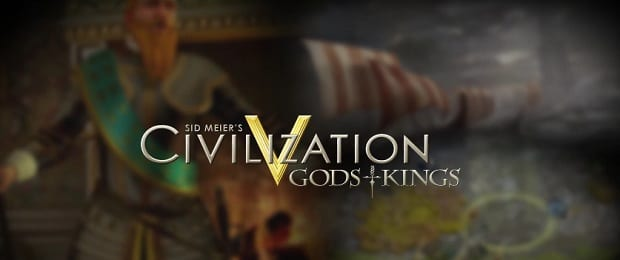 civ5 Lead Your Civ To Greatness with Civilization V: Gods & Kings