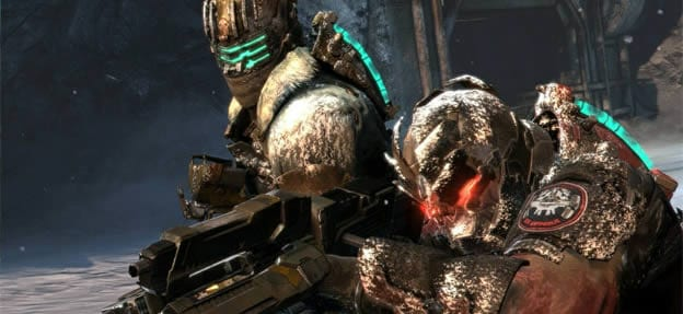 deadspace leadin Bad things come in threes    Dead Space 3 Preview