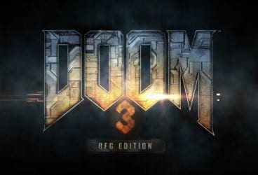 doom3 bfg Release Date Announced for Doom 3 BFG Edition