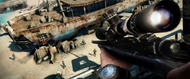 fc3 Far Cry 3 Demoed Live at E3