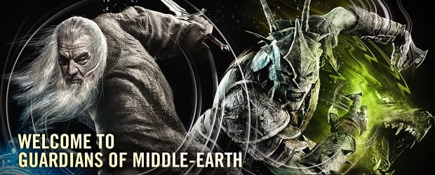 gome Trailer Released for Lord of the Rings Inspired Guardians of Middle earth