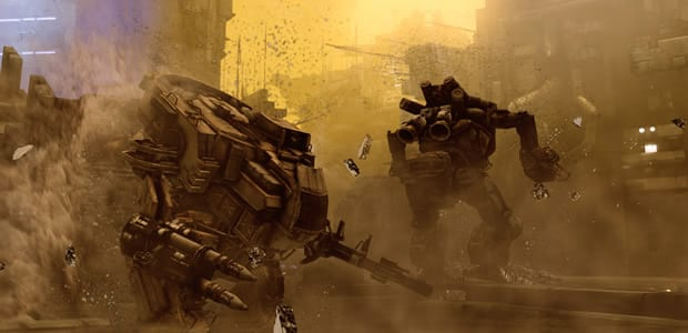 hawken screen leadin Dystopia never looked so good  new Hawken screenshots