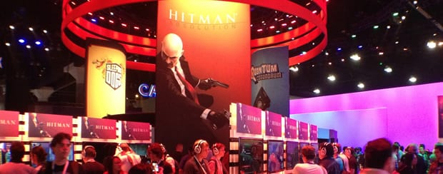 hitman leadin Hitman Absolution hands on E3 demo