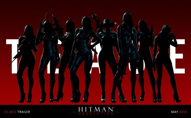 hitman absolution e3 tease 620x384 Hitman Absolution E3 Trailer