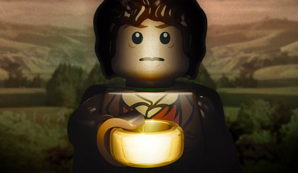 lego lord of the rings game LEGO The Lord of the Rings Trailer