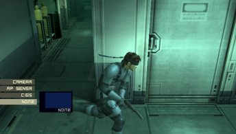 Metal Gear Solid HD Collection Vita