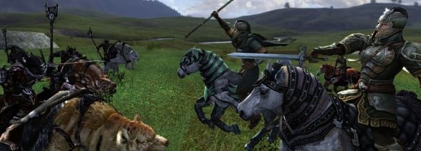 mounted combat Riders of Rohan Coming September 5th