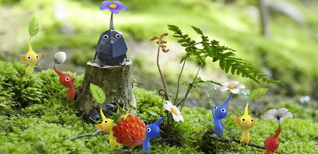 pikmin leadin Pikmin 3 leads the charge for Nintendos Wii U launch