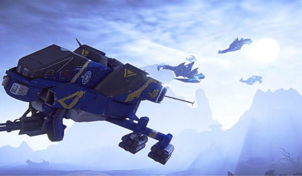 planetside 2 Massively multiplayer futuristic global warfare makes a comeback in Planetside 2 (Beta key giveaway!)