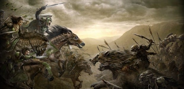riders Lord of the Rings Online: Hands On with Riders of Rohan