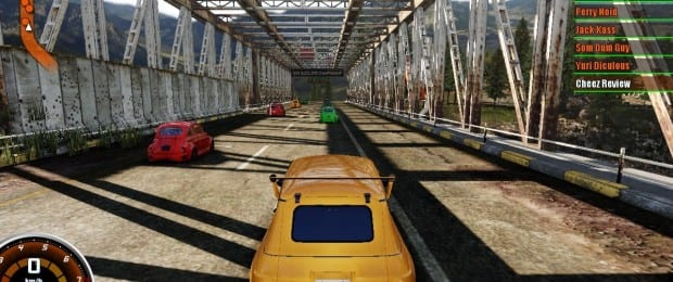 screenshot 13 55 04  01 06 2012 Cars, Crashes, and Comedy   Gas Guzzlers: Combat Carnage Review