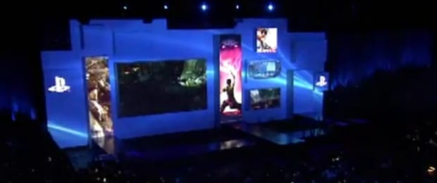 sony E3 Sony E3 2012 Highlights: Book of Spells, God of War: Ascension, The Last of Us and More