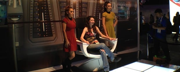 startrek Beam Me Up Scotty    An Early Look at Star Trek