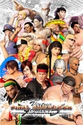 vf5fs Virtua Fighter 5 Final Showdown Coming to Consoles