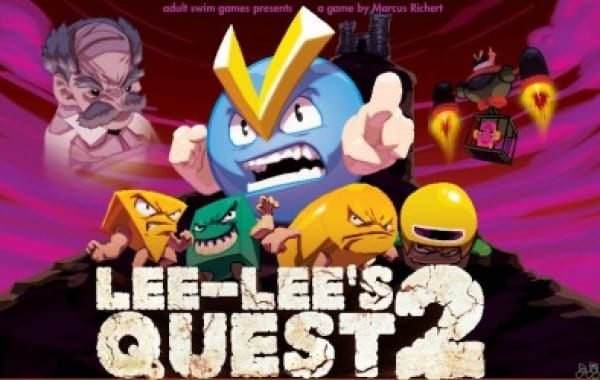 Capture Adult Swim Games Adds Lee Lees Quest 2 to Their Online Flash Games Roster