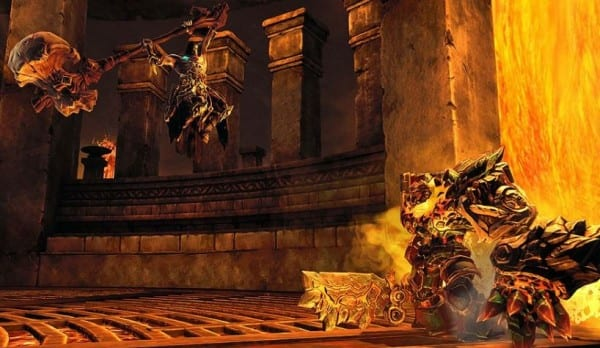 Capture2 Darksiders II Trailer Shows Off Nearly Limitless Loot, Skill Trees