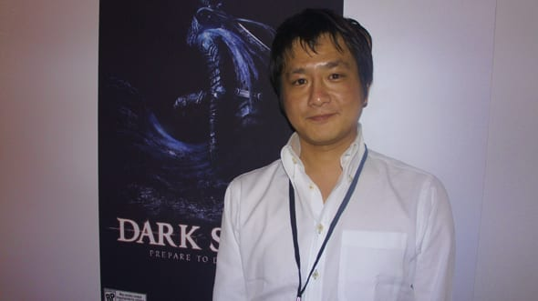 Daisuke Uchiyama Dark Souls: Prepare to Die Edition   Uchiyama Daisuke Interview