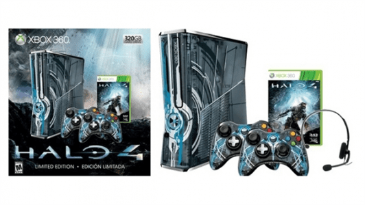 LE console Halo 4 Limited Edition Bundle revealed