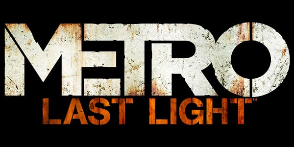Metro Last Light Wallpaper Metro: Last Light   E3 2012 Demo