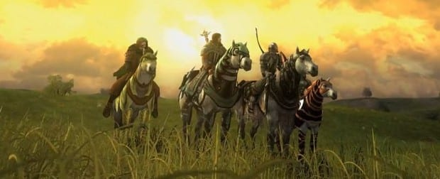 Riders of Rohan Developers Are Chatting About Lord of the Rings Online