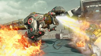 Transformers FOC - Grimlock fire_8