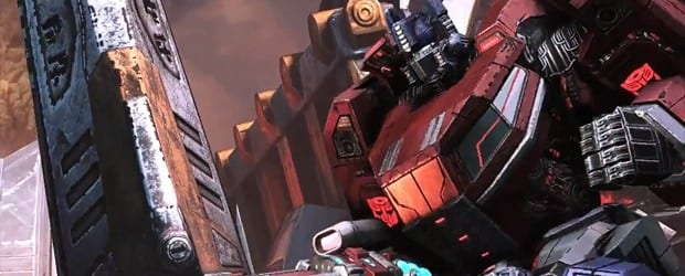 Transformers Fall of Cybertron Fall of Cybertron Video