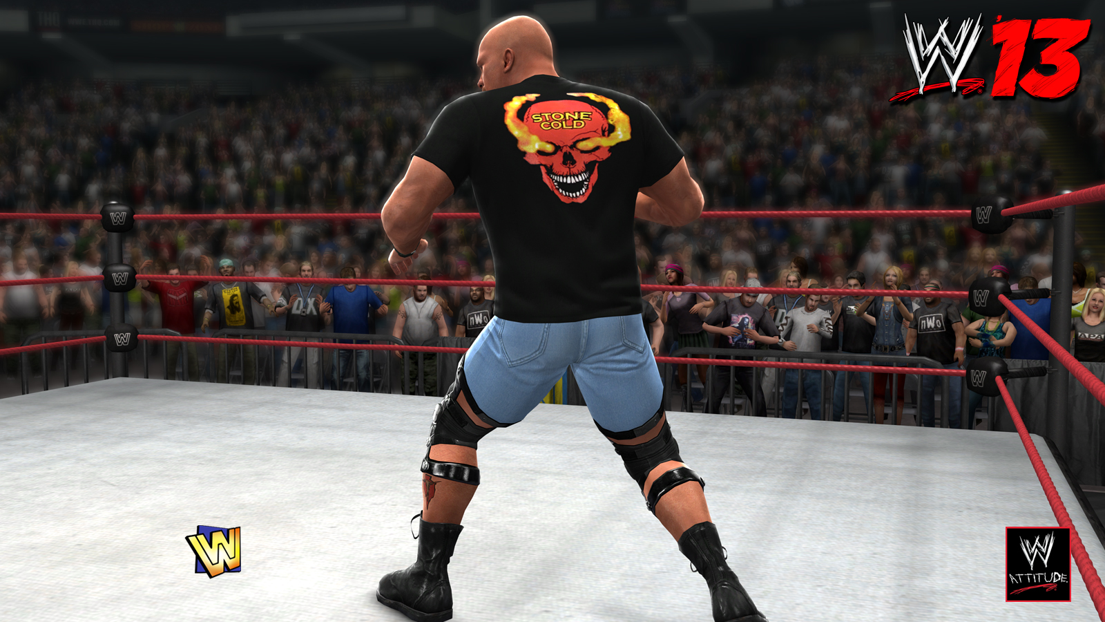 WWE 13 - CE Features Steve Austin 06