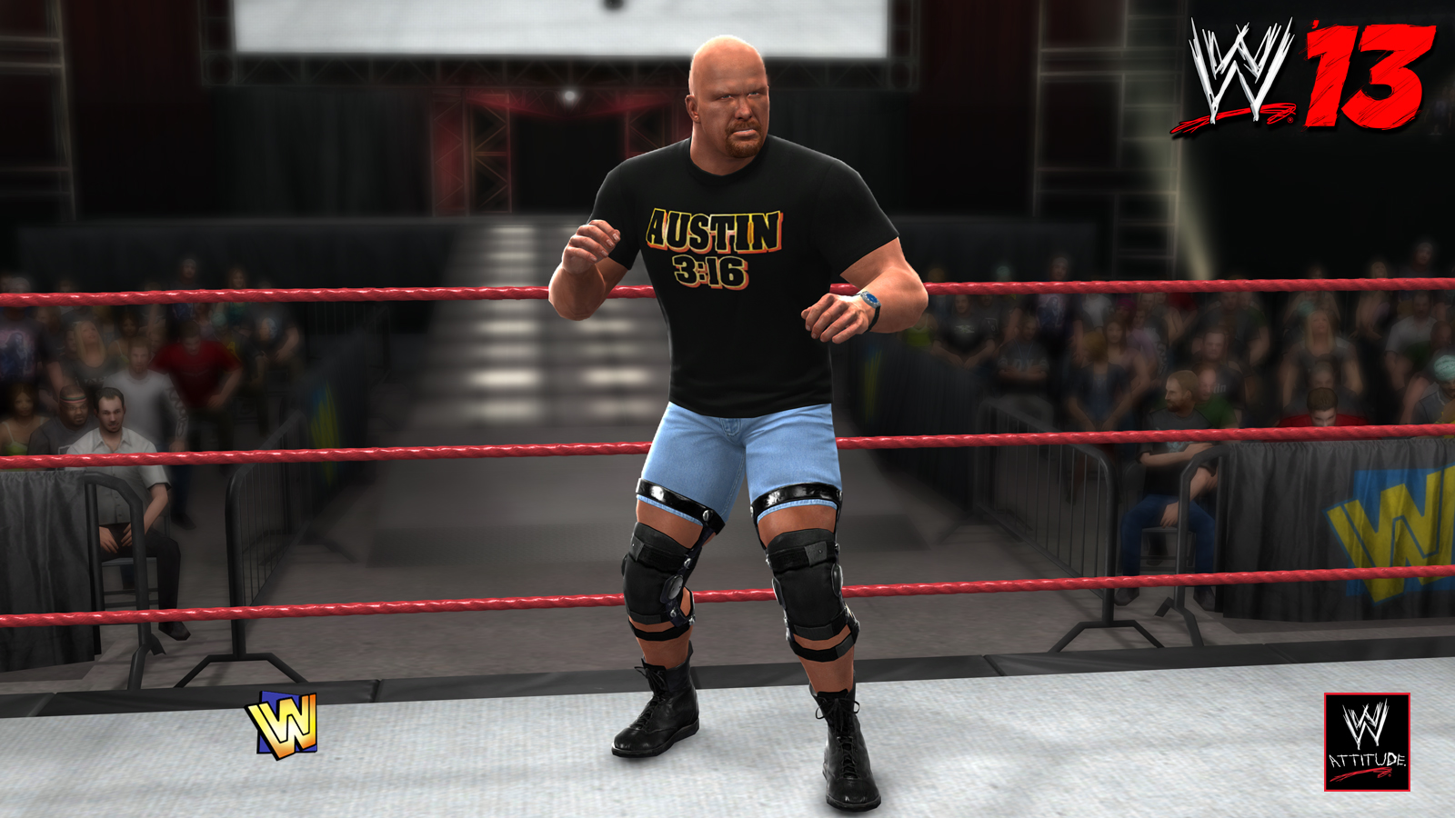 WWE 13 - CE Features Steve Austin 07