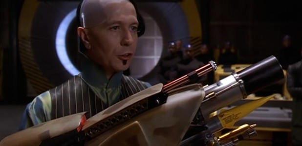 Zorg and Gun 530x400 20 of the Most Ridiculous Weapons in Gaming