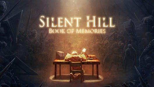 book of memories Silent Hill Book of Memories Screens