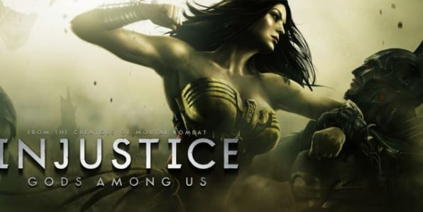 injustice gods among us2 Injustice: Gods Among Us Comic Con Trailer