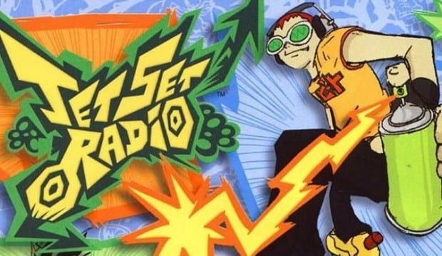 jet set radio Tag This!  Jet Set Radio E3 Preview
