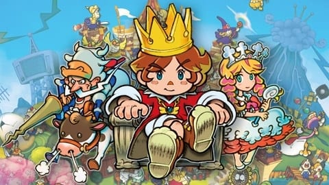 littlekingsstory New Little Kings Story Screens