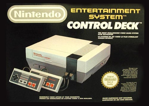 nintendo nes box NES Replay