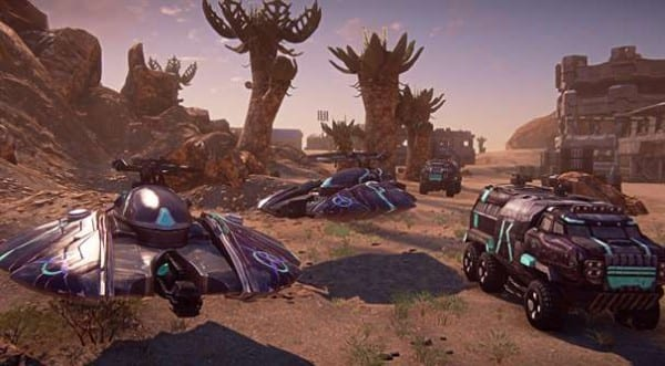 pscreen Planetside 2 Trailer Sneak Peek Released!