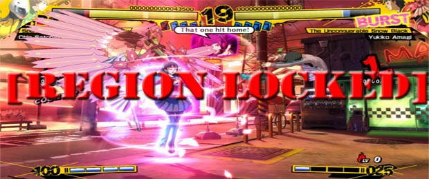 regionlock Atlus Attempts to Clarify Persona 4 Arena Region Lock