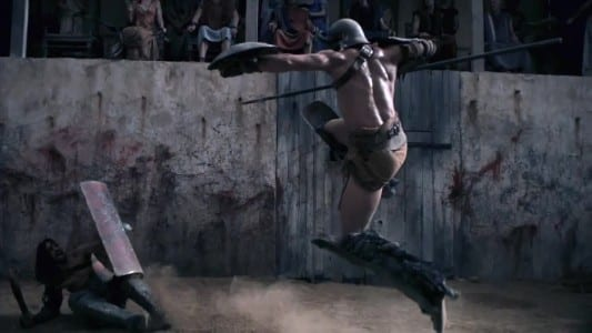 spartacus announced Spartacus Legends Video and Screens