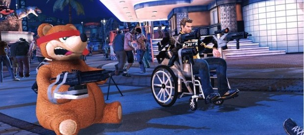 wheelchair 620x348 20 of the Most Ridiculous Weapons in Gaming